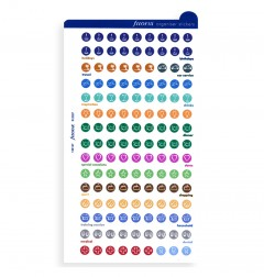 Organiser Stickers Assorted Large