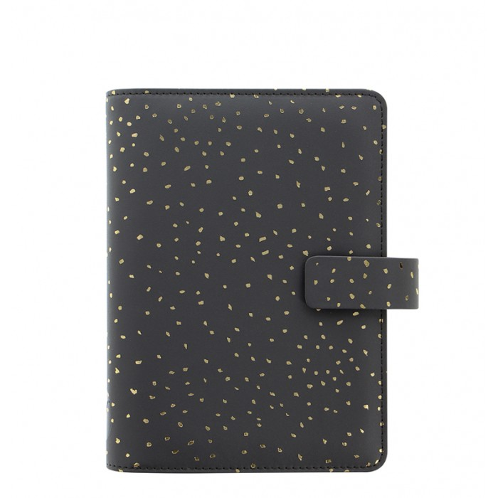 Confetti Personal Organiser in Charcoal 2021