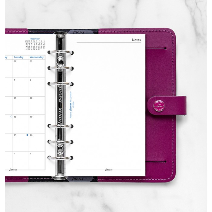 Month On Two Pages Diary Personal