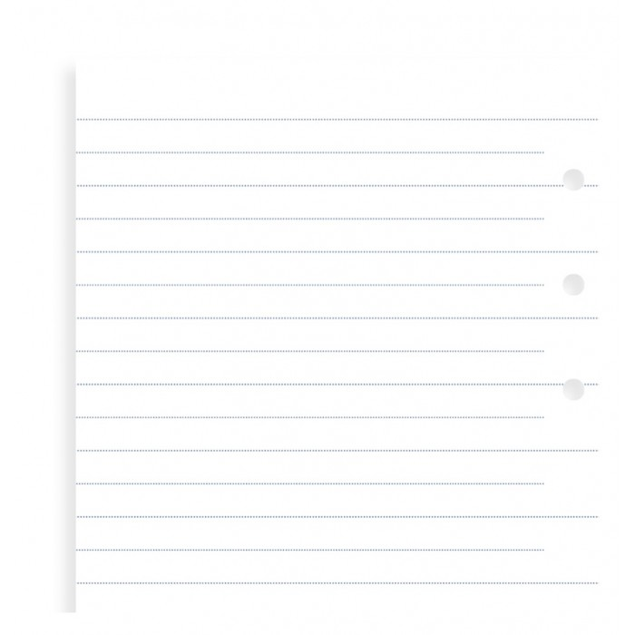 Clipbook Personal Ruled Notepaper Refill