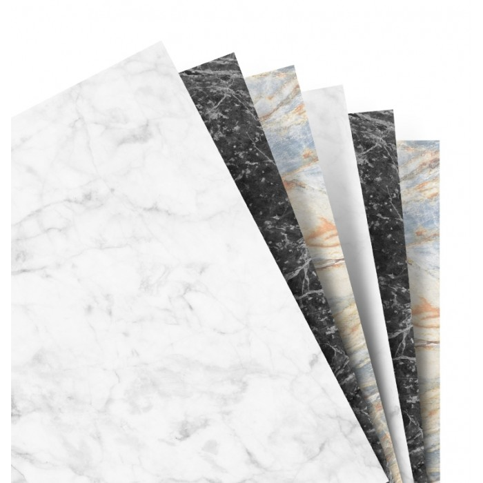Filofax Notebook Marble A5 Plain Paper Refill