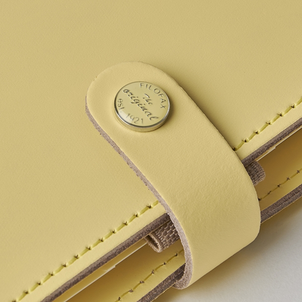 Filofax The Original Lemon organiser